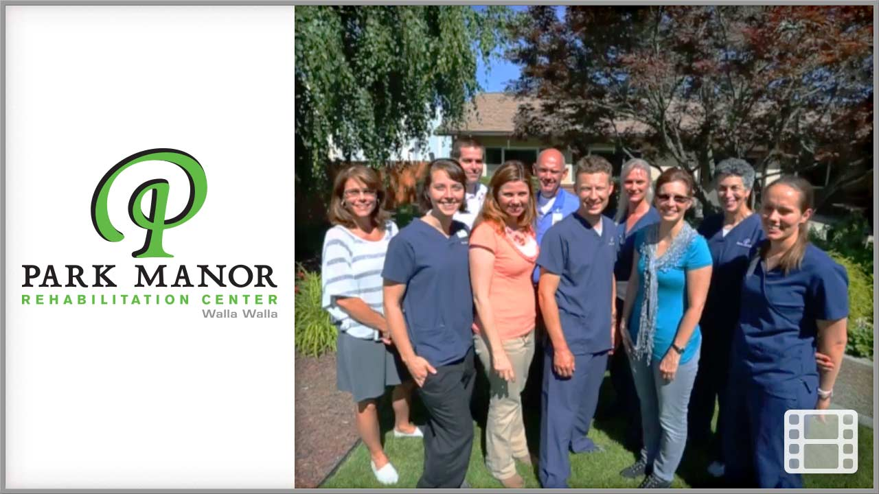 Park Manor Rehabilitation Center Nursing Home Rehab Health Care Walla WA
